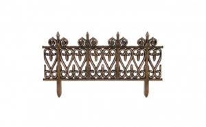 Set 5 bucati gard decorativ pentru curte / gradina