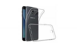 Husa slim silicon Samsung Galaxy J5 2017/J530/J5 Pro Transparenta