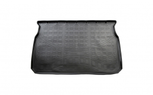 Covor / Tavita Portbagaj CAUCIUC PEUGEOT 208 2012-2019 Hatchback (Norplast)