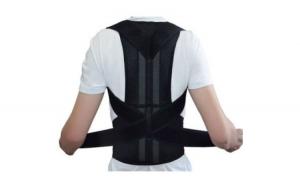 Corector Postura Ham spate cu atele - Universal, Unisex, Reflection Vision®, Marime XL