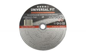 Set disc pentru taiere metal 230 x 2 mm,
