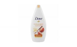 Gel de dus, Dove Pampering Unt de Shea & Vanilie, 500 ml