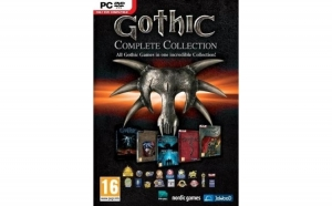 Gothic complete collection - PC