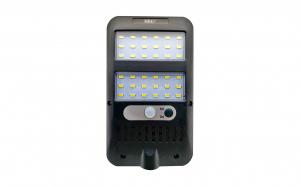 Lampa solara, 36 LED Cob, Panou solar