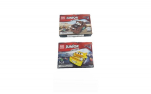 Set Puzzle 2 in 1, Legende Cars