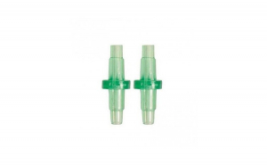 Set de doi conectori Trixie pentru acvariu, verde