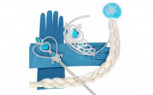 Set accesorii Anna si Elsa Frozen