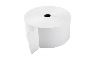 Role hartie termica ZINTA 80mm/450m, 55g, tub 25mm, out, BPA free