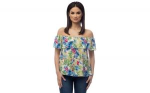 Bluza dama model floral