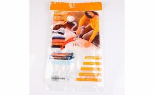 Set 4 saci pentru vidat haine - dimensiuni 50 x 60 cm