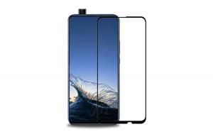Set 2x Folie MTP 11D Huawei P SMART Z Full Cover, Full Glue margini usor curbate