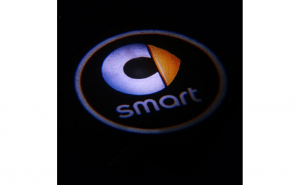 Lampi led logo portiere universale Smart