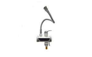 Robinet Electric cu afisaj LED si cap flexibil - pentru apa calda instant