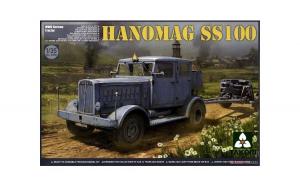 Macheta Takom, WWII German Tractor