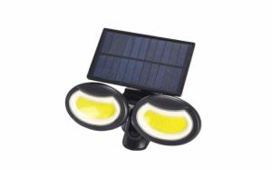 Lampa Stradala Cu Panou Solar SH-056B