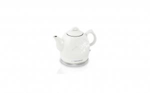 Cana electrica, ceainic electric din ceramica 1.2 l, 1350 W exterior emailat EKK010W Esperanza