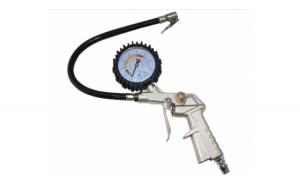 Pistol de aer cu manometru