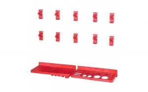 Set suporturi pentru organizare scule,