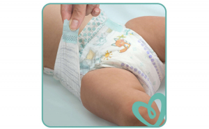 Pampers Nr.3 Active Baby Scutece