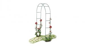 Arcada metalica de gradina pentru flori cataratoare 260x140x38