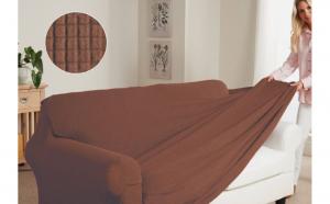 Detalii Husa elastica pentru canapea