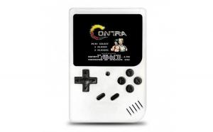 Joc Tetris Gameboy , 400 in 1 , Alb,  Specificatia consolei de joc Retro FC Handheld: