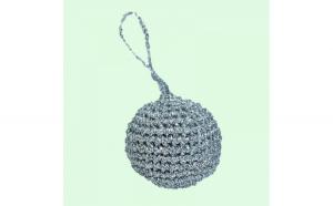 Glob Craciun  Handmade  Crosetat