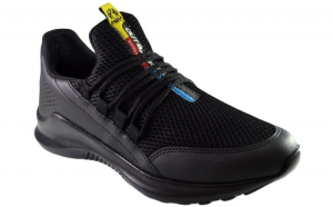 Pantofi Casual Barbati, Negri din Panza, Talpa Usoara din Spuma Black Friday Romania 2017