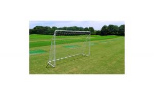 Poarta antrenament fotbal mare din metal. 240x90x150 cm