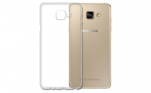 Husa slim silicon Samsung Galaxy A5 2016 A510 Transparenta