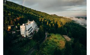 Relaxare la Grand Hotel Balvanyos 4*
