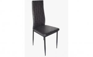 Set 4 scaune Izmir negru