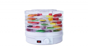 Deshidrator alimente, 250 W, termostat