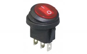 Buton/Switch Waterproof pentru