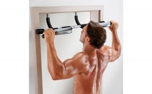 Aparat multifunctional pentru tractiuni Iron Gym
