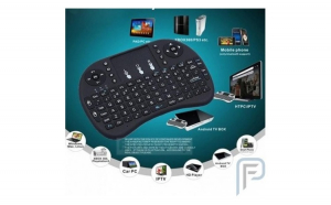 Tastatura mini wireless 3 in 1 compatibila Smart TV