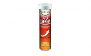 Supliment alimentar pentru cresterea vitalitatii si energiei, PIU ENERGIA, 20 Tablete efervescente, 90 g