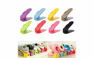Suport pentru depozitarea si organizarea pantofilor - 6 bucati