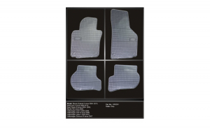 Covoare cauciuc SEAT TOLEDO III 2004-2009