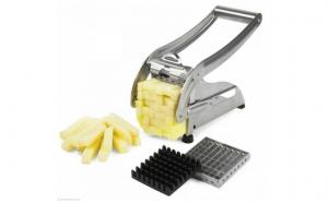 Va satisfaceti poftele fara sa depuneti prea mult efort!  Cu acest aparat, tai cartofii rapid si usor! Acum la pretul de 69 RON in loc de 159 RON