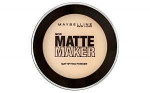 Maybelline NY Matte Maker Pressed Powder