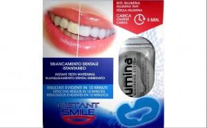 Kit de albire dinti Instant Smile-dintii devin mai albi cu 2-9 nuante in doar 10 minute