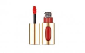 Ruj lichid, L'oreal Color Riche Extraordinare, 301 Rouge Soprano
