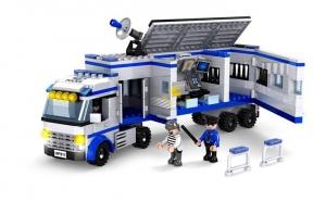 Lego - Politia in actiune 424 piese, la doar 99 RON in loc de 199 RON