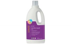 Detergent ecologic lichid pentru rufe albe si colorate cu lavanda, 2L