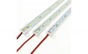 Lampa led 5630 18W 100cm 24V. Lumina alb rece 6000k. Rezistenta la apa IP67. Cod: ALSZ10