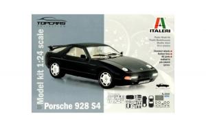 Macheta auto Italeri, PORSCHE 928 S4