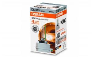 Bec Auto Xenon compatibil cu far Osram