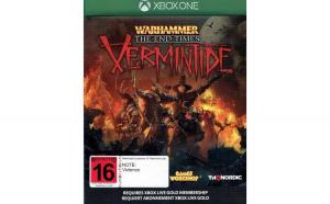 Joc WARHAMMER END TIMES VERMINTIDE