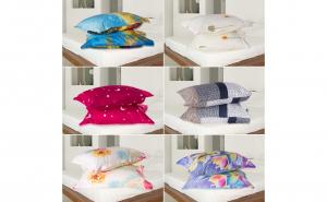 Fețe de pernă diferite modele - 10bucati, Produse Noi